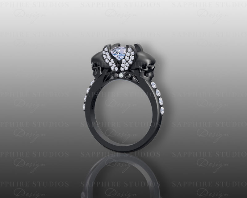 ailes-de-lamour-black-gold-skull-engagement-ring