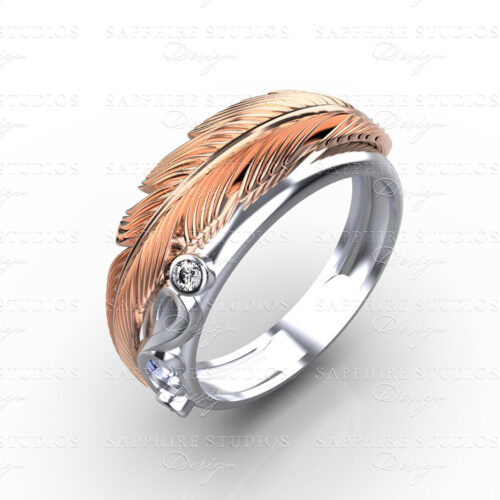 evie-0-06ct-natural-diamond-two-tone-rose-white-gold-feather-ring