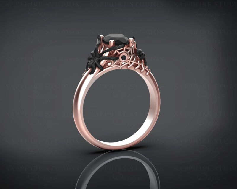 aranea-natural-black-diamond-rose-gold-spider-engagement-ring (5)