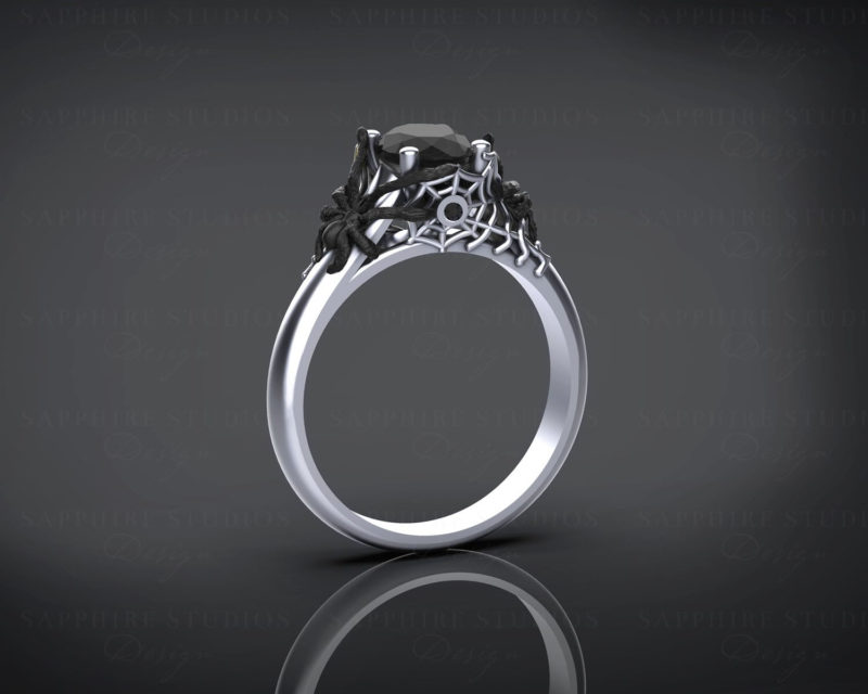 aranea-natural-black-diamond-white-gold-spider-engagement-ring (3)